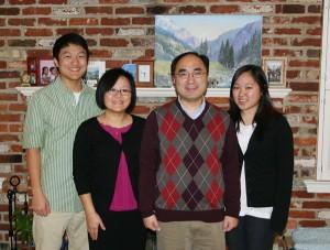 Pastor Peter Family